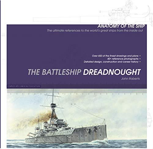9781844862061: The Battleship Dreadnought (Anatomy of the Ship)