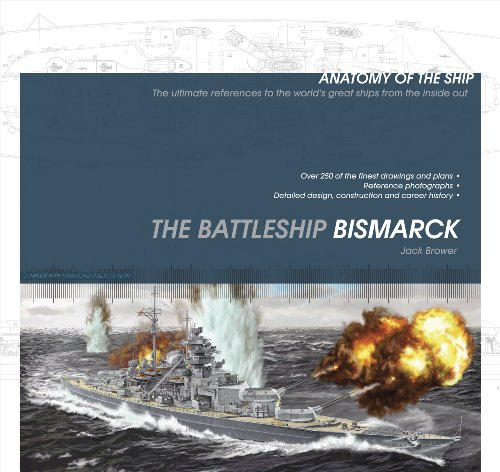 9781844862245: The Battleship Bismarck (Anatomy of the Ship)