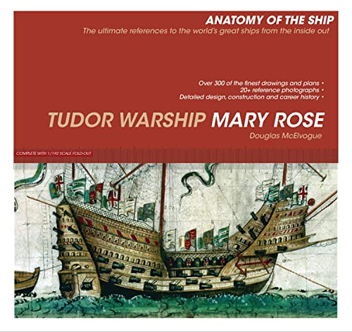 9781844862757: Tudor Warship Mary Rose (Anatomy of The Ship)
