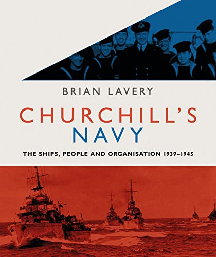 Churchill's Navy (Paperback): Brian Lavery