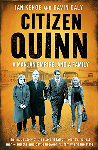 9781844883141: Citizen Quinn
