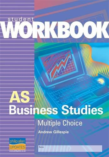 9781844891023: AS Business Studies: Multiple Choice Questions