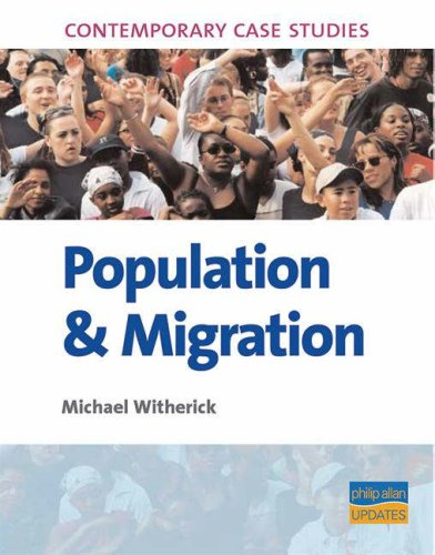 9781844892037: AS/A2 Geography Contemporary Case Studies: Population & Migration