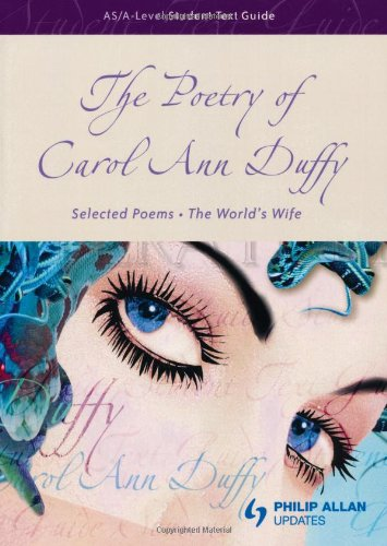 AS/A-Level Student Text Guide: The Poetry of: Cox, Marian, Swan,