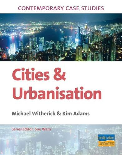 9781844892204: Contemporary Case Studies: Cities and Urbanisation
