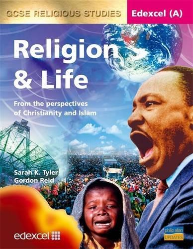 9781844892242: Edexcel (A) GCSE Religious Studies: Religion & Life Textbook: Religion and Life