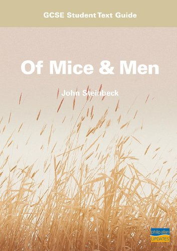 9781844892266: Of Mice and Men: GCSE Student Text Guide (Student Text Guides)