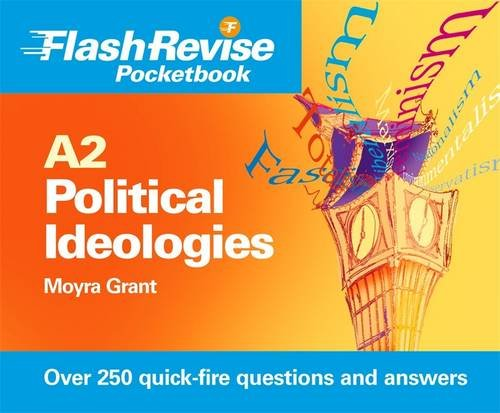 9781844892914: A2 Political Ideologies Flash Revise Cards