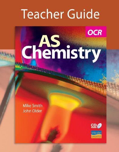 9781844893355: Chemistry Teacher Guide: Ocr As (Gcse Photocopiable Teacher Resource Packs)