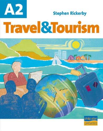 9781844894338: A2 Travel & Tourism
