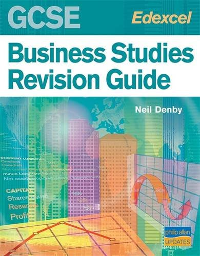 9781844894390: Edexcel GCSE Business Studies Revision Guide