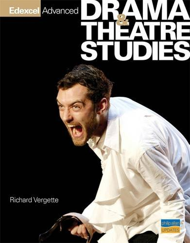 9781844894468: Edexcel Advanced Drama & Theatre Studies textbook