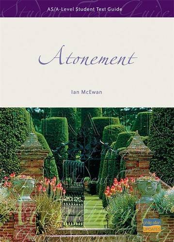 9781844896059: Atonement (As/A-level Student Text Guides)