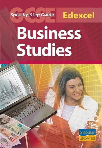 9781844896547: Edexcel GCSE Business Studies