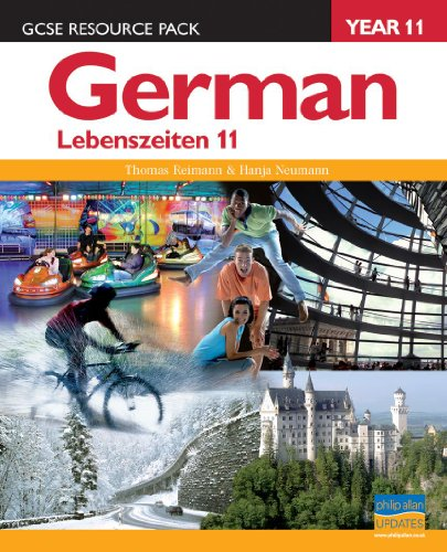 9781844897230: GCSE German: Year 11 Teacher Resource