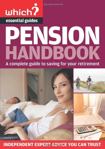 9781844900251: The Pension Handbook