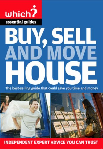 9781844900565: Buy, Sell and Move House (Which? Essential Guides)