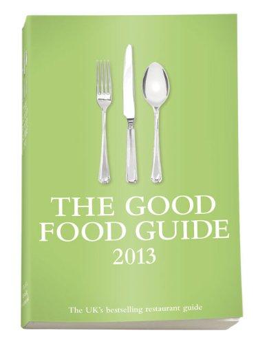 The Good Food Guide 2013: Elizabeth Carter