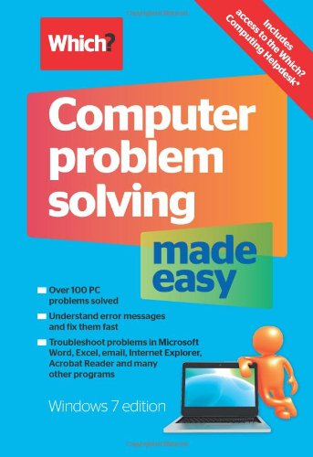 9781844901456: Computer Problem Solving Made Easy (Which?)