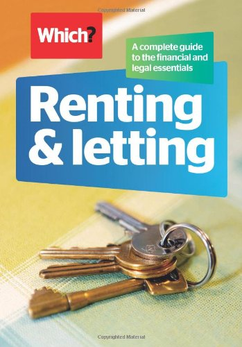 9781844901463: Renting and Letting 2013