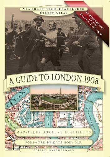 A Guide to London 1908 - in: Langham, Matt, Line,
