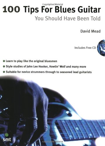 100 Tips for Blues Guitar You Should Have Been Told: Mead, David