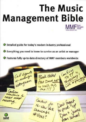 9781844920259: The Music Management Bible