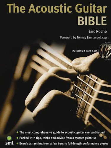 9781844920631: The Acoustic Guitar Bible: Book/2-CD Pack