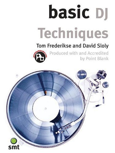 9781844920716: Basic DJ Techniques (The Basic Series)