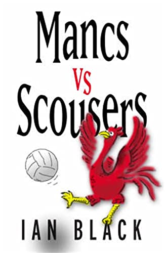 9781845021252: Mancs Vs Scousers and Scousers Vs Mancs