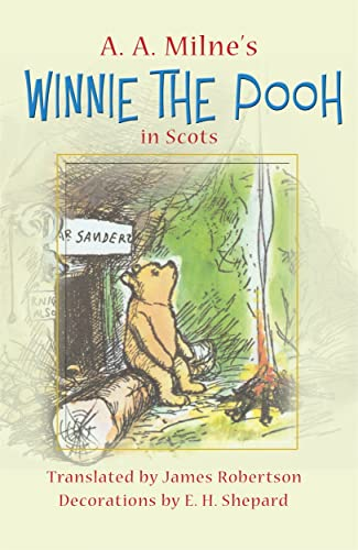 9781845022129: Winnie-The-Pooh in Scots