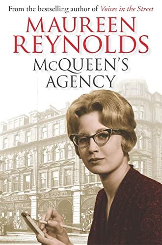 McQueen's Agency: Maureen Reynolds