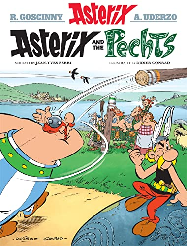 9781845027186: Asterix and the Pechts (Scots Edition)