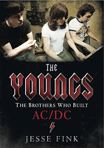 9781845029388: The Youngs - The Brothers Who Built Ac/Dc