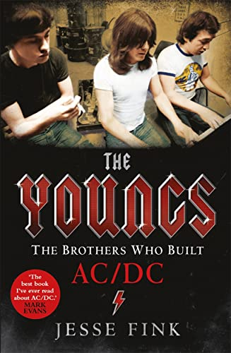 9781845029661: The Youngs: The Brothers Who Built AC/DC