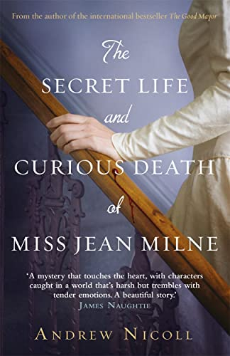 9781845029821: Secret Life and Curious Death of Miss Jean Milne