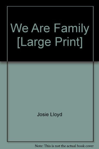 9781845056926: We Are Family [Large Print]