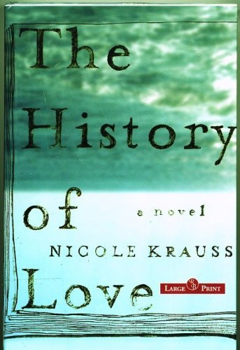 9781845058135: History Of Love RB LARGE PRINT