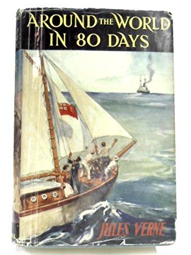 9781845059033: Around the World in 80 Days