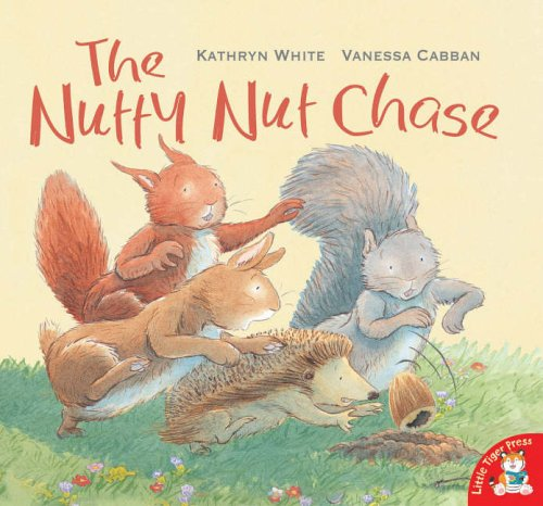 9781845060138: The Nutty Nut Chase
