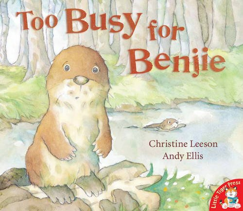 Too Busy for Benjie: Leeson, Christine