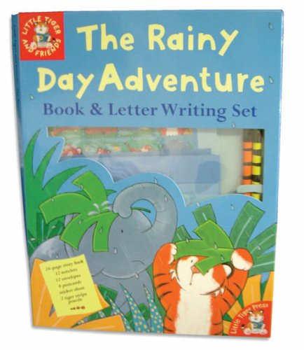 9781845061227: Rainy Day Adventure - Letter Writing