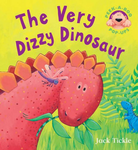 9781845062040: The Very Dizzy Dinosaur (Peek-a-boo Pop-ups)
