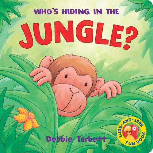 9781845062354: Who's Hiding in the Jungle