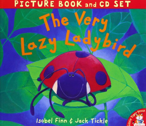 9781845062361: The Very Lazy Ladybird (Book & CD)