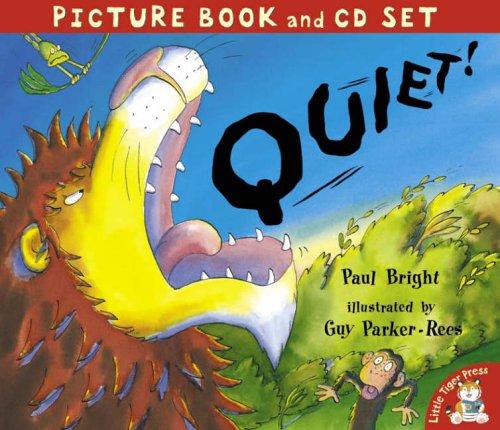 9781845062385: Quiet! (Book & CD)