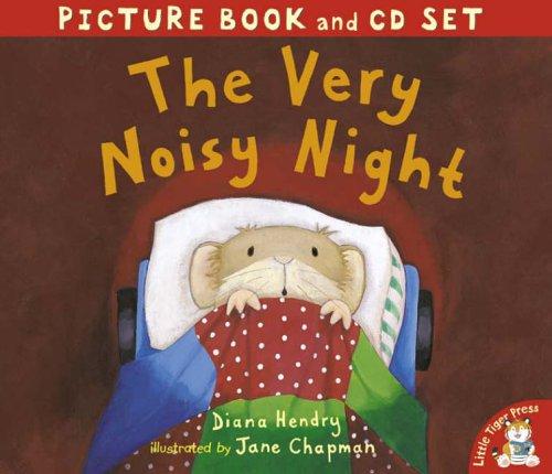 9781845062392: The Very Noisy Night (Book & CD)