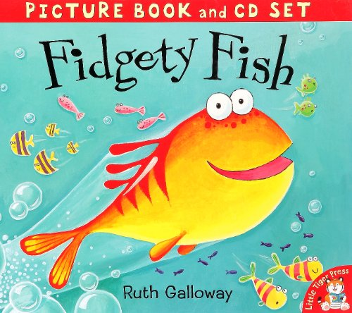 9781845062415: Fidgety Fish (Book & CD)