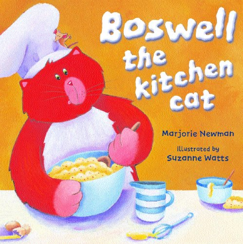 9781845063375: Boswell the Kitchen Cat