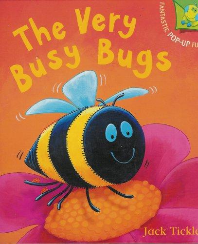 9781845063504: The Very Busy Bugs (Pop-Up)
